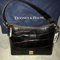Pre-Owned Authentic Dooney and Bourke Expresso Large Cassidy Hobo Photo