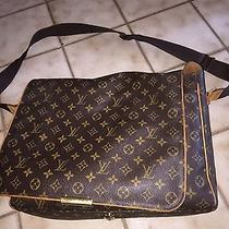 Pre-Owned Authentic Louis Vuitton Computer Bag Photo