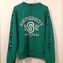 Pre Owned Dsquared Sweatshirt Photo