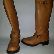 Pre-Owned Frye Engineer Boot 15r - Style 77555 - Size 8  Photo