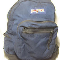 Pre-Owned Jansport Backpack Bagpack Bag Schoolbag Pack Multi-Pocket Photo