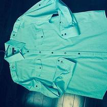 Pre Owned Like New Mens Dress Shirt Express Size Xl  Photo