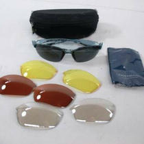 Pre Owned  Smith Sunglasses in Case With Four Changeable Lenses Photo
