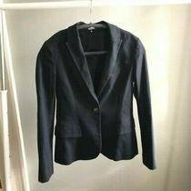 Pre-Owned Theory Blazer Black Size Small in Good Condition Photo