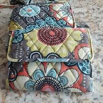 Pre-Owned - Vera Bradley Matching Wallet and Crossover Body Purse Photo