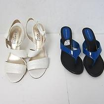 Predictions &  Elements by Nina - Ladies Heels - New in Boxes- Qty 2 - Size 8 Photo