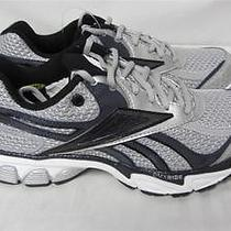 Premier Aztrec 2 Mens Sz 7 1/2 Silver Navy Blk Running Sneakers Shoes Rr 363 1 Photo