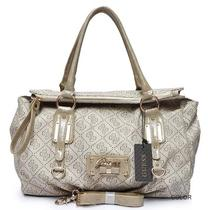 Premier Large 4g Stamped Tote Handbag Gray Nwt Pf Photo