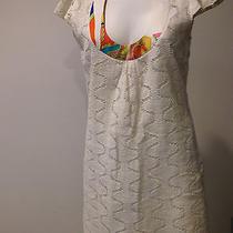Preowned Beige Trina Turk Beige Womens  Dress Size 0 Db Photo