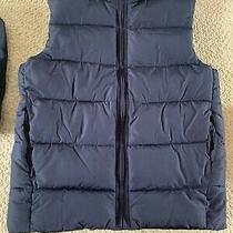 Preowned- Gap Kids Puffer Vest Boys (Size Xxl) Photo