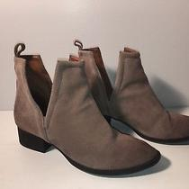 Preowned Jeffrey Campbell Muskrat Booties Size 9 Photo