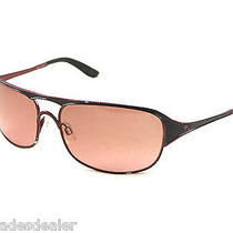 Preowned Oakley Cover Story Sunglasses Brushed Mulberry Frames/ Gradient Lenses Photo