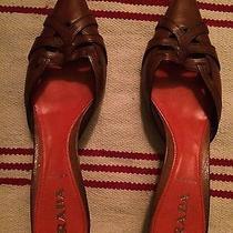 Preowned Prada Shoes Size 6  Photo