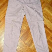 Preowned Size 00 Chino City Fit J Crew Pants Color Pink (Blush )oxford Scout Pan Photo