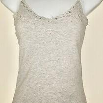 Preowned Womens Express Brand Easential Tank Light Grey Size Xs Photo