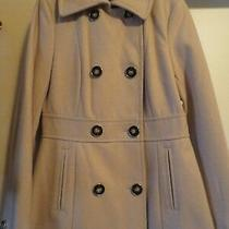 Preowned Womens Kenneth Cole Wool Jacket Size 6 Photo