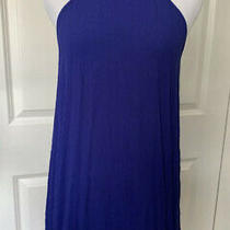 Preowned Womens Urban Outfitters Cobalt Blue Strappy Dress Size Xs Photo
