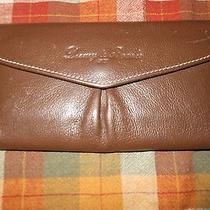 Pretty Cognac Dooney and Bourke Wallet Photo
