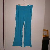 Prettyforever 21 Blue Pants Gently Worn  Large Photo