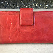Pretty Pomegranate Classic Leather Wallet by Fossil Photo
