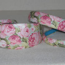 Pretty Romantic Cottage Shabby Floral Headband 5 Colors 4sizes  Photo