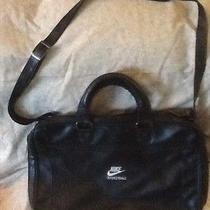 Price Cut Nike Basketball Black Messenger Computer Bag Lap Top Photo