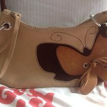 Price Drop  Nwot Cochinelle Suede Butterfly Hobo Photo