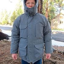 Price Lowered Vintage 1970s Eddie Bauer Men's Large Parka - Time Capsule Parka Photo