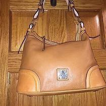 Price Reduced Dooney and Bourke Tan Leather Handbag Photo