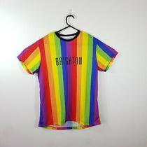 Primark Brighton Gay Pride Lgbt Rainbow Tshirt Size M Photo