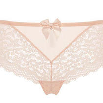 Primark Secret Possessions Collection X Blush Hi-Apex Lace Brief Bnwt Photo