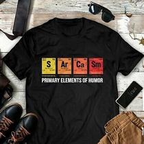 Primary Elements of Humor Shirt Gift Ideas Photo