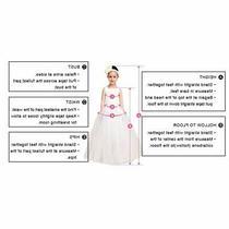 Princess Blush Pink Long Girls Pageant Dresses Kids Prom Blush Pink Size 12.0 Photo