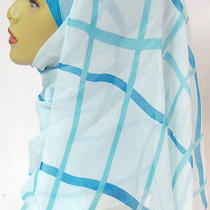 Print Chiffon Scarf Scarves Hijab Shawl Hijabs Abaya Kaftan Dupatta Photo