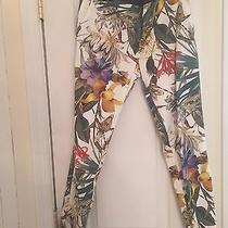 Printed Zara Blogger Pants Photo
