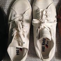Pro-Keds Canvas Low Top Sneaker Size 8 Men Prokeds Photo
