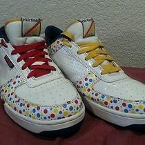 Pro-Keds Wonder Bread Polka Dot Low Shoes Size 13 U.s. Mens Rare Photo