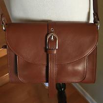 Proenza Schouler Chestnut Leather Book Bag-Nwt Photo