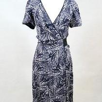 Proenza Schouler Multi Color Silk Wrap Dress 0 Photo