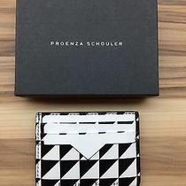 Proenza Schouler Name Card Holder Wallet  Photo