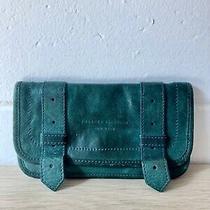 Proenza Schouler Ps1 Teal Wallet Photo