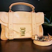 Proenza Schouler Ps1 Tiny in Apricot..price Reduced Photo