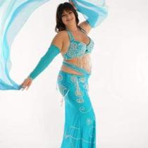Professional Custom  Belly Dance Costume  Bellydance  Photo