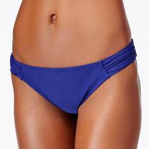 Profile Blush by Gottex Side-Tab Hipster Bikini Bottoms L  Photo