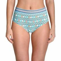 Profile Blush by Gottex Women's Swim Blue Size Xl India Bikini Bottom 48 526 Photo
