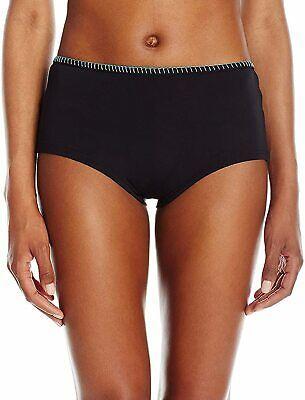 Profile Blush by Gottex Womens Swimwear Black Size Large L Bikini Bottom $48 417 Photo