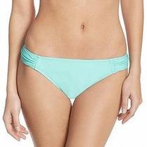 Profile Blush New Blue Women's Size Small S Bikini Bottom Swimwear 44- 232 Photo