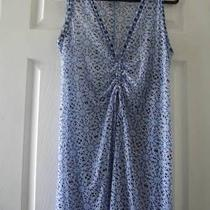 Profile by Gottex L Cover Up Dress  Excellent Condition Photo