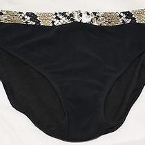 Profile by Gottex 'Under My Skin' Bottoms (Size 16) Photo
