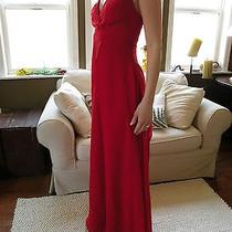 Prom / Bridesmaid Dress Size 6 - Red Photo